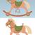 schommelstoel · illustratie · meubels · cartoon · recreatie · vector - stockfoto © sharpner