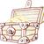 бровь · случае · пиротехника · изолированный · коричневый · белый - Сток-фото © sharpner