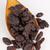 mazsola · fából · készült · merítőkanál · fehér · fa · gyümölcs - stock fotó © shawnhempel