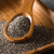 siyah · beyaz · tohumları · gıda · doğa · sağlık · arka · plan - stok fotoğraf © shawnhempel
