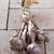 organisch · knoflook · rack · vol · gewas · drogen - stockfoto © shawnhempel
