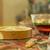 Noel · tatlı · cheesecake · kek · ev · yapımı - stok fotoğraf © sherjaca
