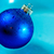 serin · mavi · buz · top · dekorasyon - stok fotoğraf © shevtsovy