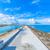 cielo · agua · nubes · sol · mar · belleza - foto stock © shihina