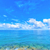 nuvens · azul · oceano · céu · água - foto stock © shihina