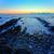 hermosa · amanecer · cielo · agua - foto stock © shihina