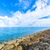 zee · wolken · water · natuur · zomer · Blauw - stockfoto © shihina