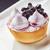 bella · crema · dessert · BlackBerry · zucchero - foto d'archivio © shivanetua