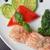 salmone · pesce · ristorante · verde · limone - foto d'archivio © shivanetua