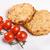 dois · ramo · pequeno · branco · prato · comida - foto stock © shivanetua