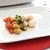 salada · tomates · lula · fresco · prato - foto stock © simas2