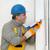 home renovation caulking with silicone stock photo © simazoran