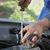 vuile · auto · lucht · filteren · automonteur · Blauw - stockfoto © simazoran