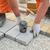 tuğla · işçi · beton · kaldırım - stok fotoğraf © simazoran