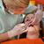 fogászati · eljárás · fúrás · tömés · fog · közelkép - stock fotó © simazoran
