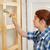 絵画 · ドア · 画家 · 作業 · ホーム - ストックフォト © simazoran