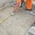 bouwplaats · baksteen · maatregel · werknemer · stichting - stockfoto © simazoran