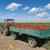 vermelho · comida · caminhão · verde · campo · retro - foto stock © simazoran
