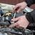 elektromos · motor · férfi · dolgozik · felszerlés · javítás - stock fotó © simazoran