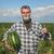 農家 · スイカ · 販売 · 1 · を見る - ストックフォト © simazoran