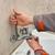 ワーカー · 給水栓 · 側面図 · 配管 · キッチン - ストックフォト © simazoran