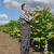 фермер · табак · области · большой · палец · руки · вверх - Сток-фото © simazoran