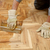 Home renovation, parquet finishing stock photo © simazoran