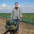 農家 · 手押し車 · フィールド · メロン · スイカ - ストックフォト © simazoran