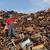 recyklingu · budowy · odpadów · ulicy · przemysłowych · ogrodzenia - zdjęcia stock © simazoran