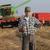 農家 · 運転 · 収穫 · 男性 · カラー - ストックフォト © simazoran