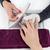 Beauty treatment of fingernails sanding file stock photo © simazoran