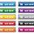 buy now metallic rectangular buttons stock photo © simo988