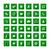 vierkante · lang · schaduw · stijl · iconen · Blauw - stockfoto © simo988