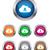 nuage · image · technologie · serveur · bleu - photo stock © simo988