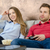 Couple enjoys free time and playing video games. stock photo © simpson33