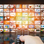multimedia video wall television broadcast stock photo © simpson33