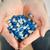 pílulas · mão · branco · masculino · dor · isolado - foto stock © simpson33