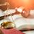 giudice · botto · martelletto · giudice · stanza · legge - foto d'archivio © simpson33