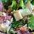 salade · césar · salade · césar · pièces · poulet · parmesan - photo stock © sirylok
