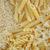tészta · választék · fából · készült · doboz · arany · citromsárga - stock fotó © sirylok