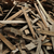 podre · madeira · unhas · painel · enferrujado - foto stock © sirylok