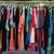 ruhaakasztó · ruhásszekrény · egymásra · pakolva · ruházat · férfi · női - stock fotó © sirylok