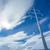 elektrische · toren · kabels · blauwe · hemel · hemel · technologie - stockfoto © skylight