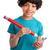 cute · kid · gigante · matita · ragazzo - foto d'archivio © SLP_London