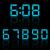 időzítő · digitális · 30 · illusztráció · fém · szám - stock fotó © smarques27
