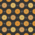 seamless pattern with set of different pizza colorful food wallpaper stock photo © smeagorl