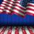 USA · star · dag · ontwerp · Blauw · vlag - stockfoto © smeagorl