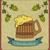 cerveza · taza · espuma · Cartoon · estilo · tradicional - foto stock © smeagorl