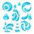 acqua · pulita · gocce · rugiada · trasparente · senza · soluzione · di · continuità · pioggia - foto d'archivio © smeagorl