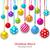 Noel · ayarlamak · mevsimlik · dekoratif - stok fotoğraf © smeagorl